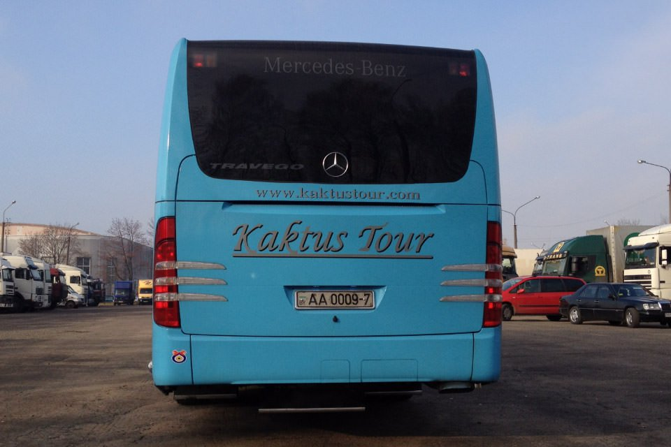 Автобус Mercedes 0303 TRAVEGO фото 4