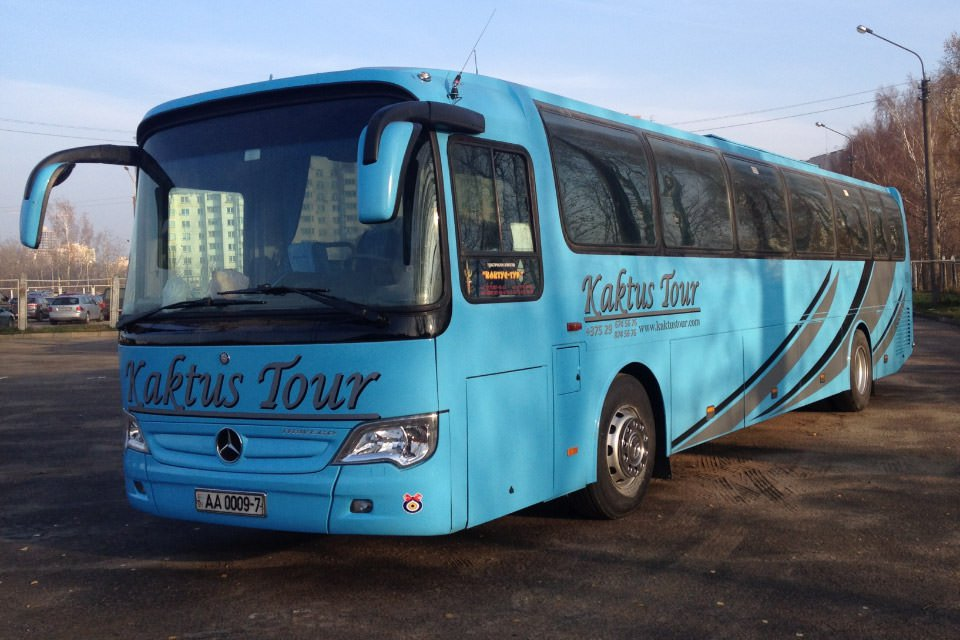 Автобус Mercedes 0303 TRAVEGO фото 1