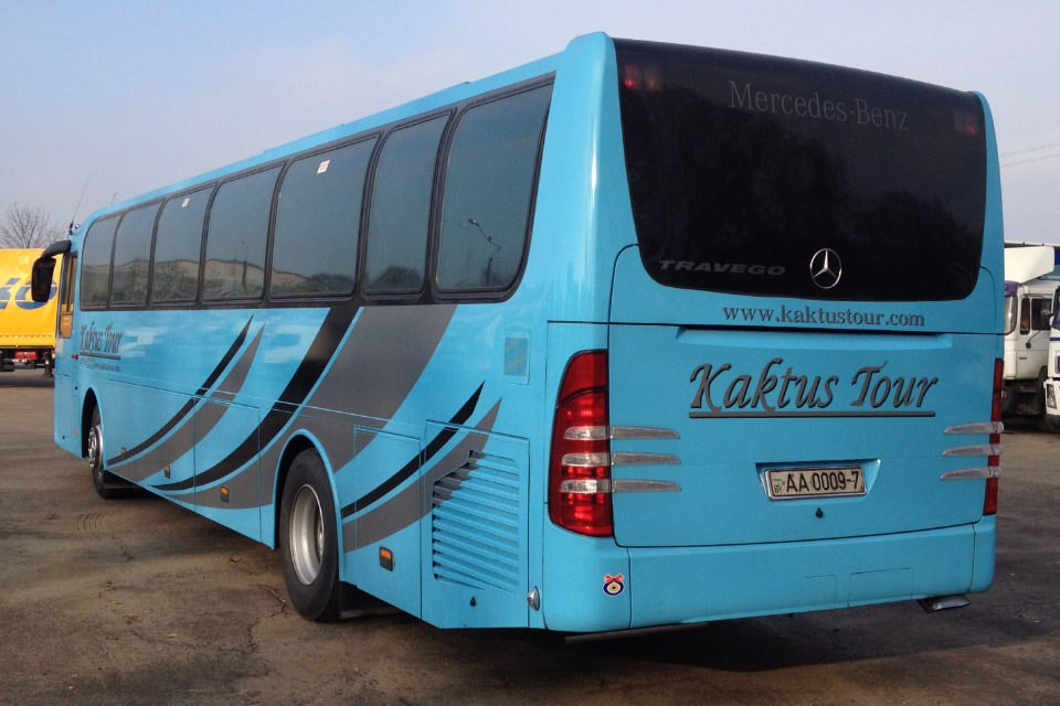 Автобус Mercedes 0303 TRAVEGO фото 2